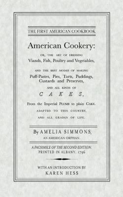 American Cookery  2nd 1996 (Reprint) 9781557094391 Front Cover