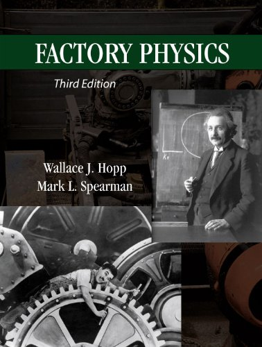 Factory Physics  3rd 2011 edition cover