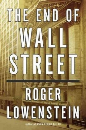 End of Wall Street   2010 edition cover