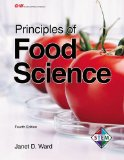 Principles of Food Science Workbook  4th edition cover