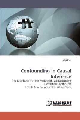 Confounding in Causal Inference  N/A 9783838335391 Front Cover