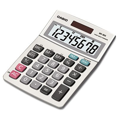 Casio MS-80B Calculator product image