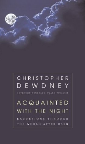 Acquainted with the Night Excursions Through the World after Dark  2004 edition cover