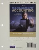 Management Accounting Information for Decision-Making and Strategy Execution 6th 2012 edition cover
