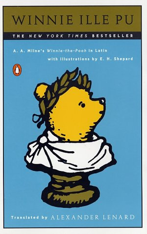 Winnie-the-Pooh   1991 edition cover