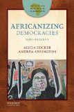 Africanizing Democracies 1980-Present  2014 edition cover