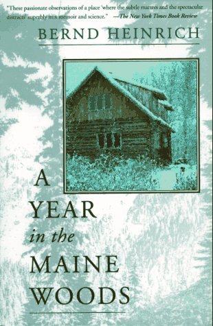 Year in the Maine Woods  N/A edition cover