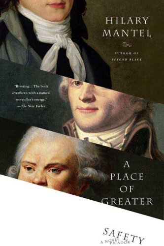 Place of Greater Safety  N/A edition cover