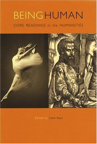 Being Human Core Readings in the Humanities  2004 (Revised) edition cover