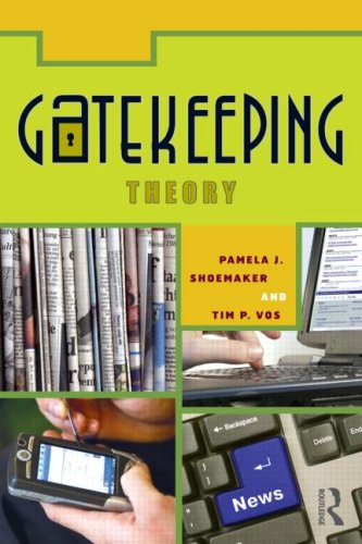 Gatekeeping Theory   2009 edition cover