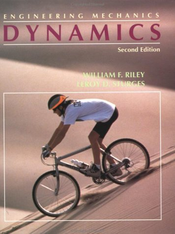 Engineering Mechanics, Dynamics  2nd 1996 (Revised) edition cover