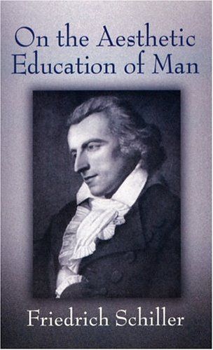On the Aesthetic Education of Man   2004 edition cover