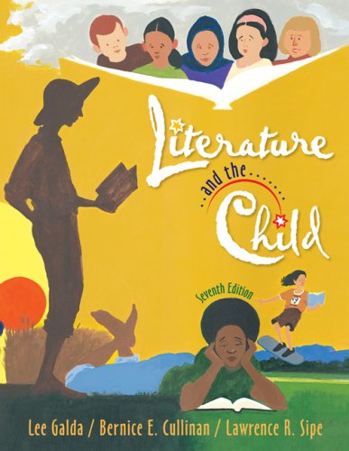 Literature and the Child  7th 2010 edition cover