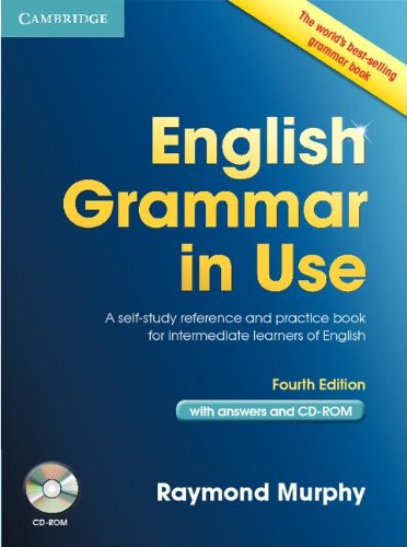 English Grammar in Use A Self-Study Reference and Practice Book for Intermediate Learners of English 4th 2012 (Revised) 9780521189392 Front Cover