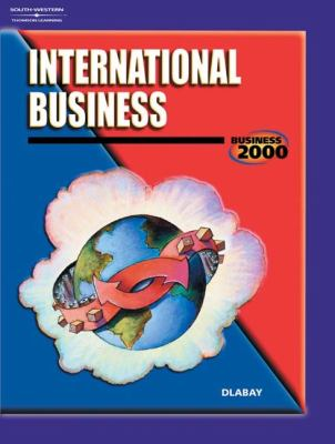Business 2000 International Business  2003 9780538431392 Front Cover
