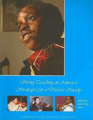 String Teaching in America -- Strategies for a Diverse Society   2010 edition cover