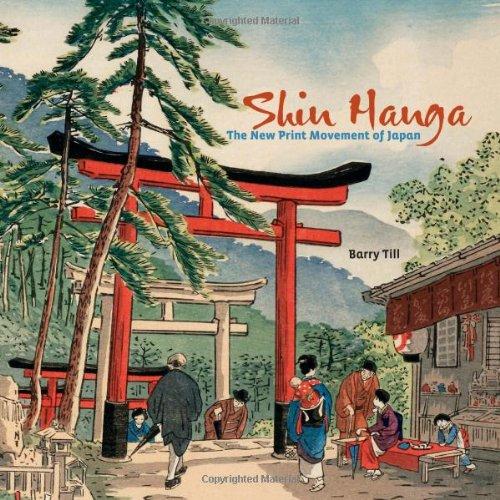 Shin Hanga The New Print Movement in Japan  2007 edition cover