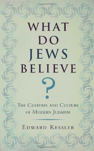 What Do Jews Believe? The Customs and Culture of Modern Judaism N/A edition cover