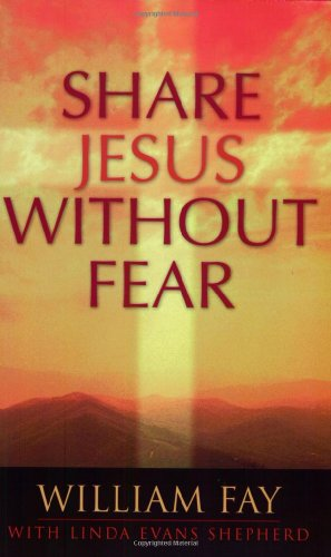 Share Jesus Without Fear   1999 edition cover
