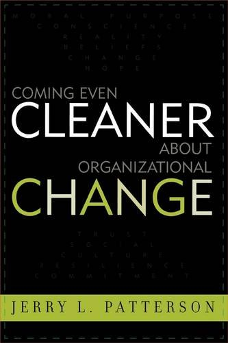 Coming Even Cleaner about Organizational Change   2003 edition cover