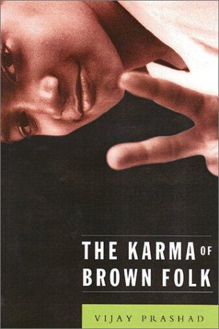 Karma of Brown Folk   2000 edition cover