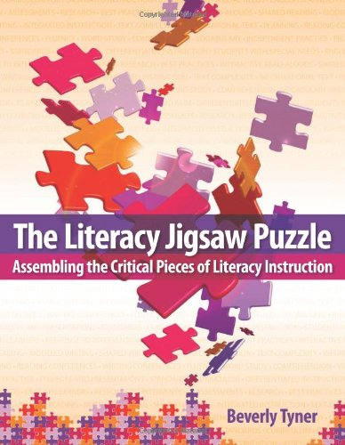 Literacy Jigsaw Puzzle Assembling the Critical Pieces of Literacy Instruction  2012 edition cover