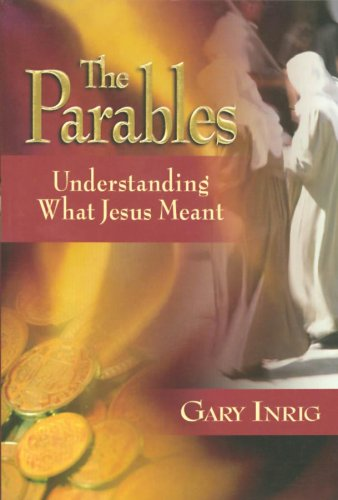 Parables Understanding What Jesus Meant N/A edition cover