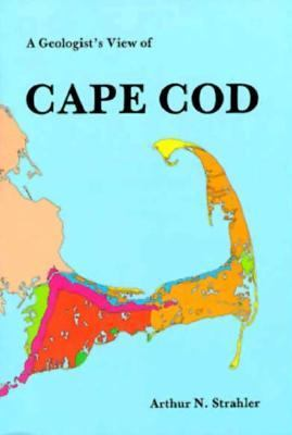 Geologist's View of Cape Cod 1st edition cover