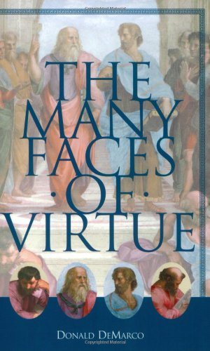 Many Faces of Virtue   2000 9780966322392 Front Cover