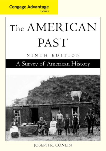 American Past  9th 2012 9781111343392 Front Cover