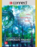 FUND.OF CORPORATE FINANCE-CONNECT+      N/A edition cover