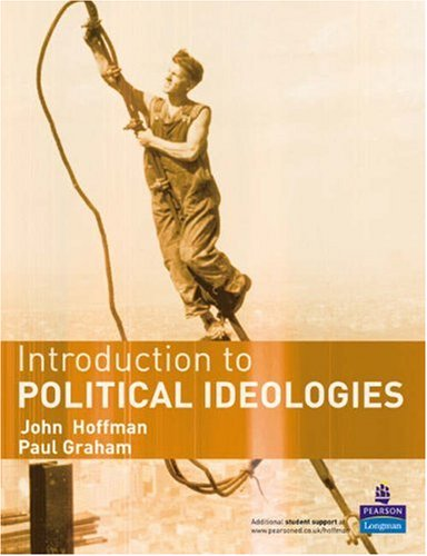 Introduction to Political Ideologies   2006 9781405824392 Front Cover