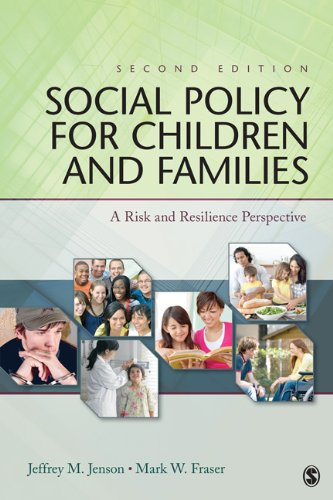 Social Policy for Children and Families A Risk and Resilience Perspective 2nd 2011 edition cover