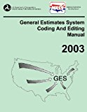 GES Coding and Editing Manual-2003  N/A 9781493746392 Front Cover