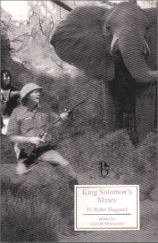 King Solomon's Mines   2002 edition cover