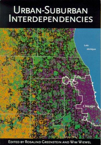 Urban-Suburban Interdependencies   2000 edition cover