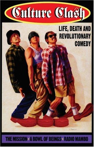 Culture Clash Life, Death and Revolutionary Comedy  2000 (Reprint) edition cover