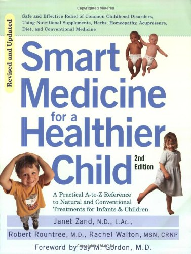 Smart Medicine for a Healthier Child  2nd 2003 edition cover