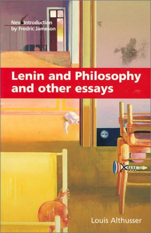 Lenin and Philosophy and Other Essays   2001 edition cover