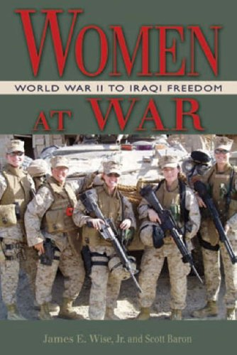Women at War Iraq, Afghanistan, and Other Conflicts  2006 edition cover