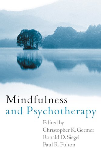 Mindfulness and Psychotherapy   2005 edition cover
