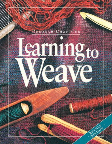 Learning to Weave   2009 edition cover