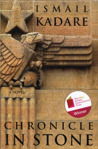 Chronicle in Stone A Novel  2011 edition cover