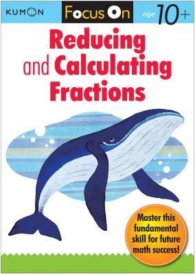 Focus on Reducing and Calculating Fractions N/A 9781935800392 Front Cover