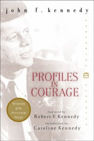Profiles in Courage   1956 edition cover