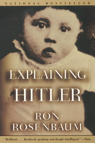 Explaining Hitler  N/A edition cover