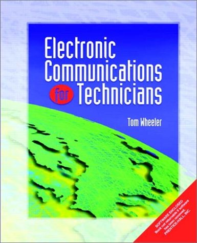 Electronic Communications for Technicians   2001 edition cover