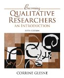 Becoming Qualitative Researchers An Introduction 5th 2016 9780133859393 Front Cover