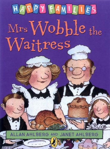 Mrs. Wobble the Waitress N/A edition cover