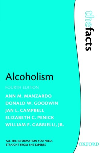 Alcoholism  4th 2008 edition cover